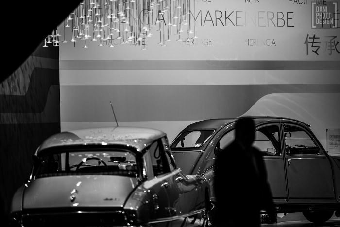 Stand Citroën - Retour sur le Mondial de l'automobile 2014 Paris