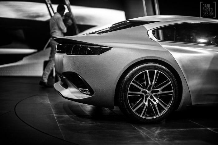 Peugeot Exalt - Retour sur le Mondial de l'automobile 2014 Paris