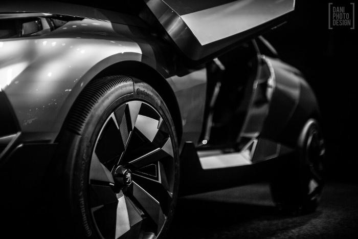 Peugeot Quartz Concept - Retour sur le Mondial de l'automobile 2014 Paris