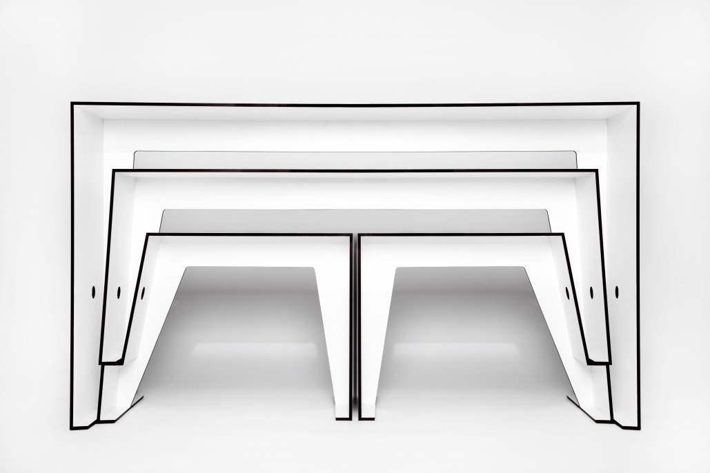 THE COMPACT COFFEE TABLE PAR SIGURD LARSEN