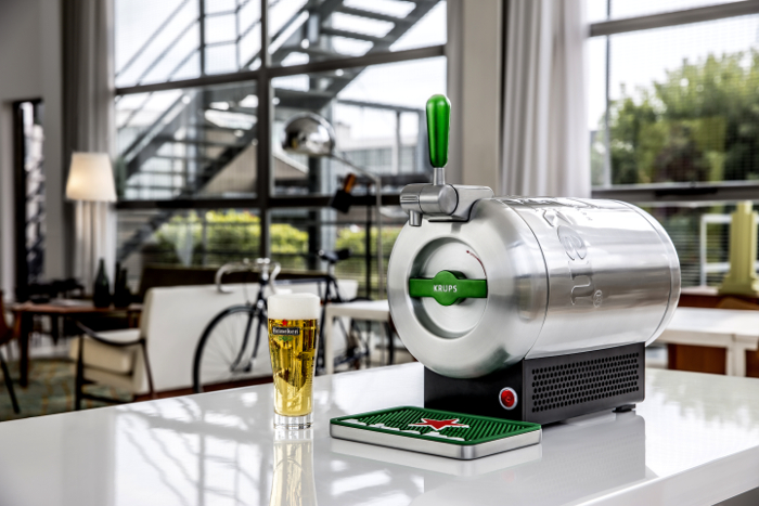 The Sub le nouveau tube par Heineken