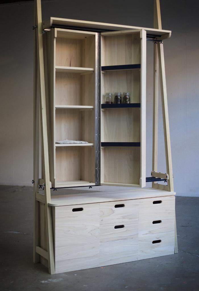 Yatno le mobilier pour espace r duit par joey dogge - Meuble espace reduit ...