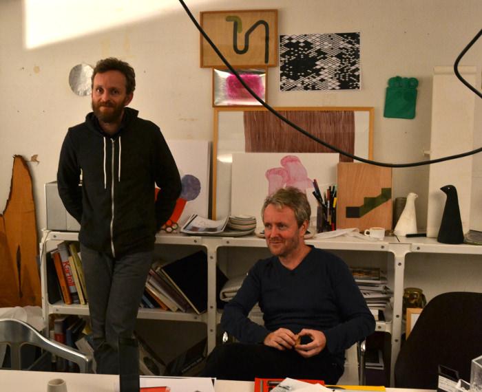 Interview ronan et erwan bouroullec designers - Erwan et ronan bouroullec ...