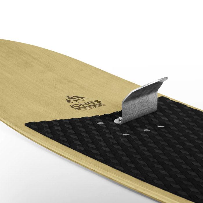 MOUNTAIN SURFER entre surf et snowboard par Jones Snowboards