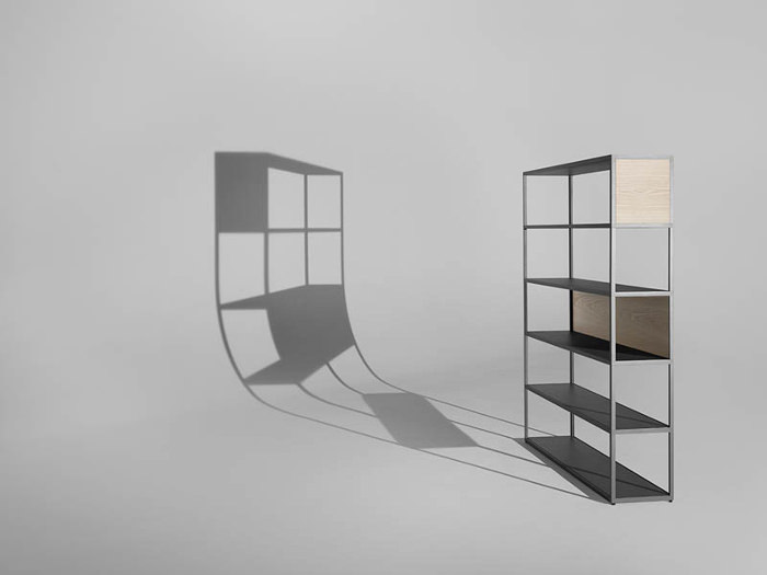 new order l 39 tag re modulable par stefan diez par hay. Black Bedroom Furniture Sets. Home Design Ideas