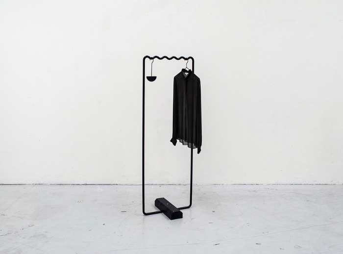 SINE collection les portants par Erik Olovsson et Kyuhyung Cho
