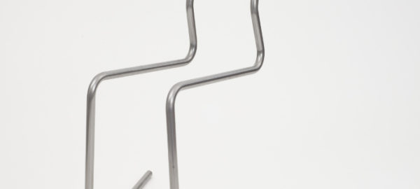 Steel Tube Bending la chaise tube par Thomas Feichtner