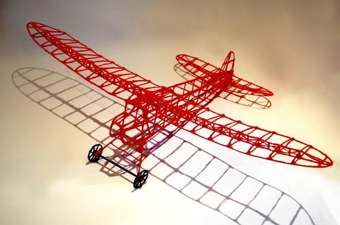 Avion : Stylo d'impression 3D par LeStylo3D