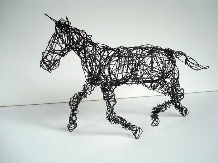 Cheval : Stylo d'impression 3D par LeStylo3D