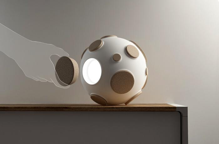 Armstrong ovni lumineux par Constantin Bolimond et Maxim Ali