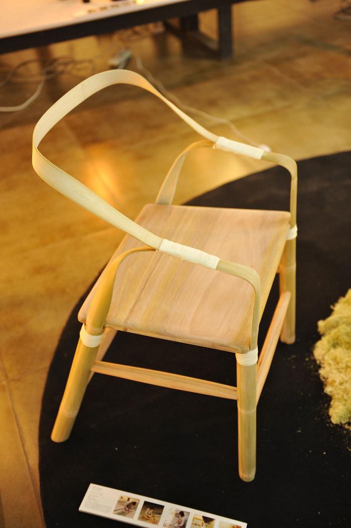 Artisanat Traditionnel Chinois La Bamboo Chair Xiaotong Wang