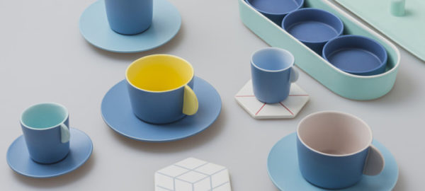 Gathering Series couleurs pour table par Chiandchi Studio