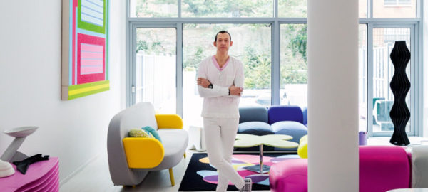 Interview : Karim Rashid pop designer