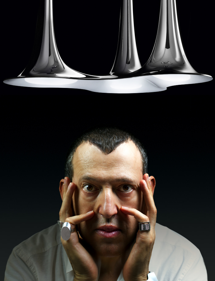 Suspensions Nafir pour Axo Light - karim  Rashid