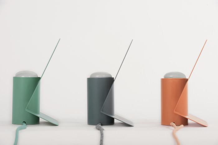 Lampe à poser VELA par Mario Alessiani