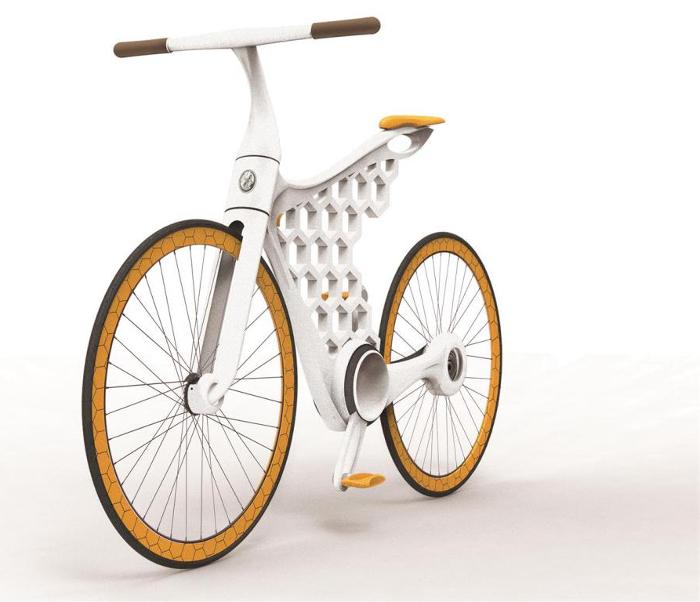 De l'impression 3D au vélo - Projet Luna par Omer Sagiv