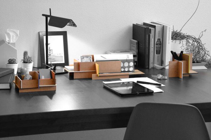 rangement bureau design. Black Bedroom Furniture Sets. Home Design Ideas
