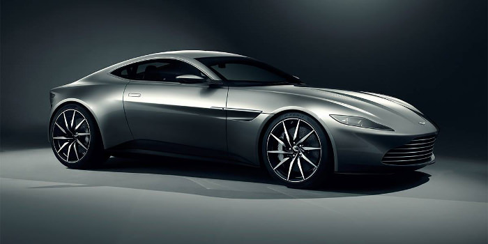 Nouvelle Aston Martin DB10