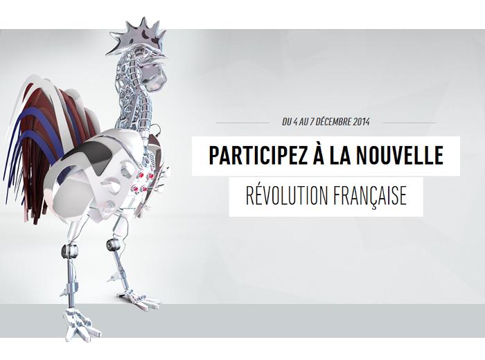 Osons la France tous visionnaires