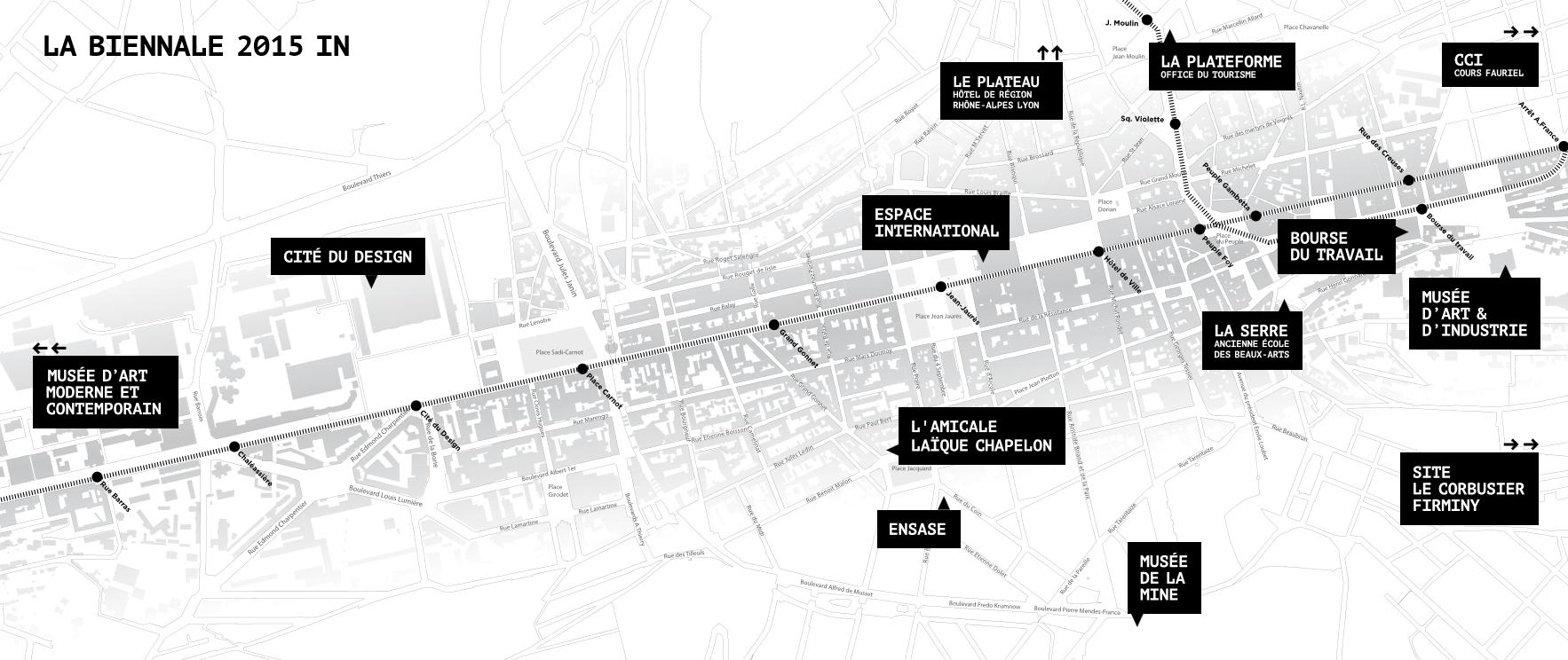 Plan - La Biennale du Design de Saint-Etienne 2015 se rapproche