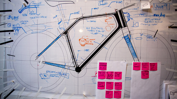 De l'impression 3D au vélo - Projet Solid par Industry et TI Cycles