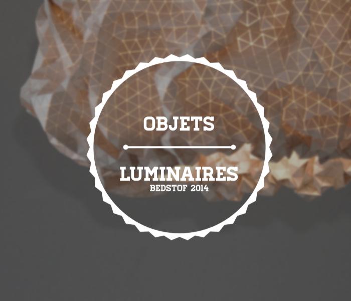 BestOf 2014 – Objets et Luminaires