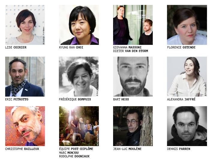 Commisaires exposition - La Biennale du Design de Saint-Etienne 2015 se rapproche