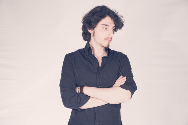 Designer Mario Alessiani
