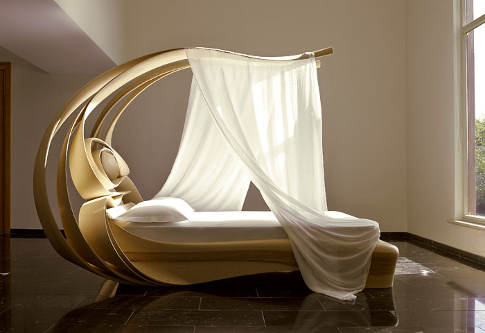 Designer himmelbett  Best Elegantes Himmelbett Joseph Walsh Photos - House Design Ideas ...