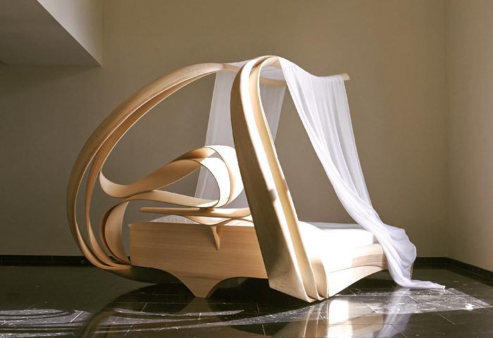 Joseph Walsh entre design et sculpture