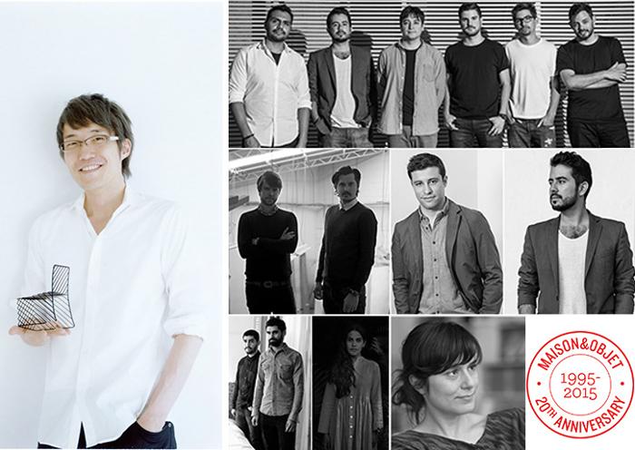 Maison & Objet Janvier 2015 – En Live