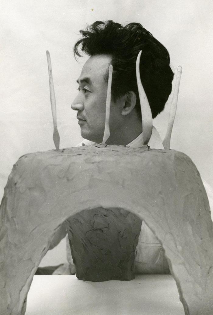 Histoire de Design : Tabouret Butterfly par Sori Yanagi 1954