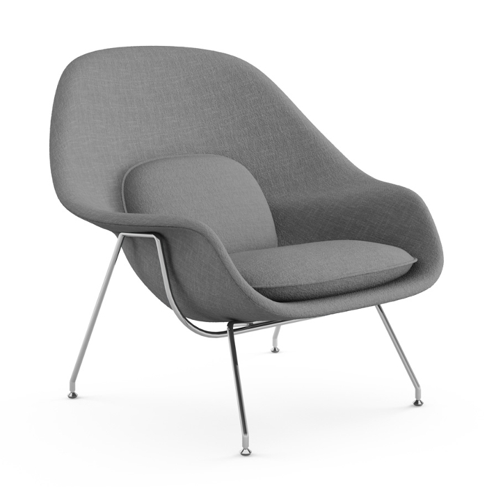 Eero Saarinen Womb Chair And Ottoman Pictures To Pin On Pinterest