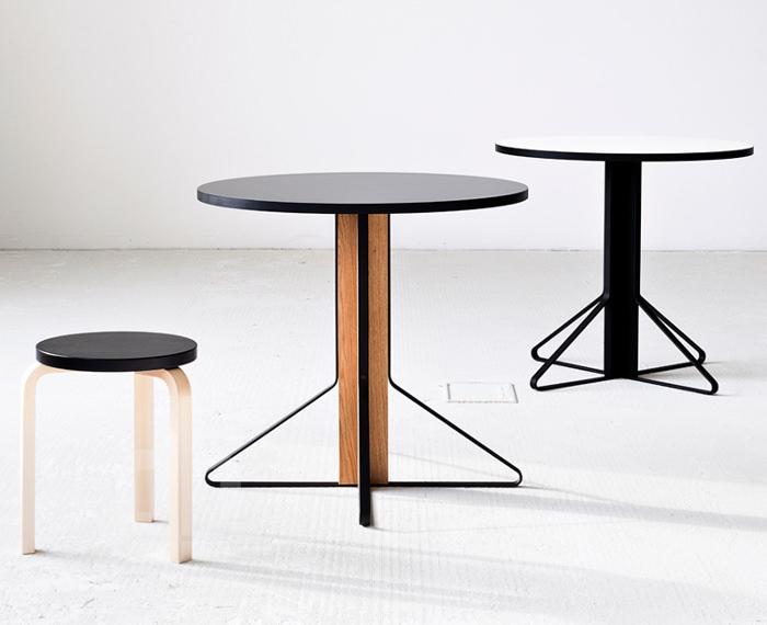 collection kaari par ronan et erwan bouroullec pour artek. Black Bedroom Furniture Sets. Home Design Ideas
