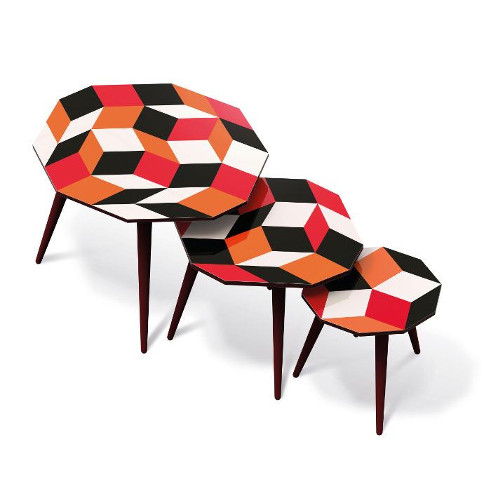 collection penrose par ich kar pour bazartherapy. Black Bedroom Furniture Sets. Home Design Ideas