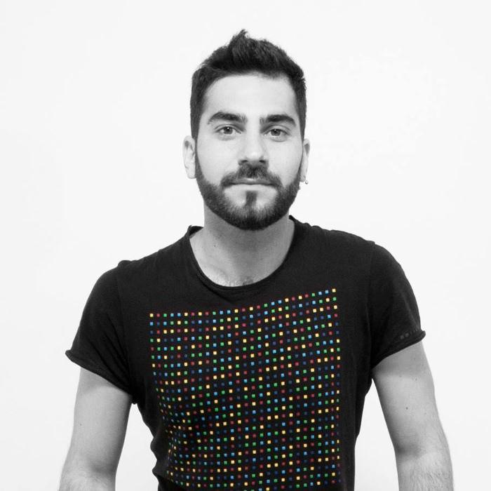 Designer Leonardo Fortino