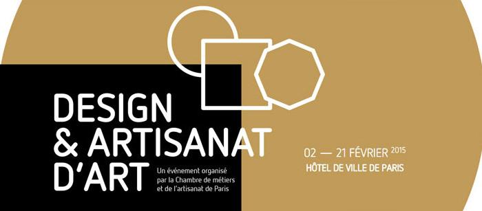 Exposition Design & Artisanat d'art Paris et Berlin
