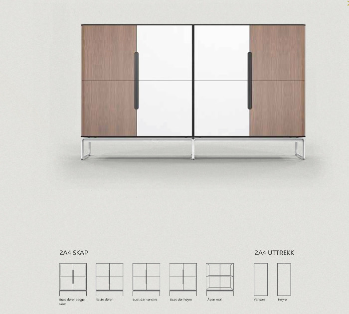 fix mobilier de bureau par torsteinsen design. Black Bedroom Furniture Sets. Home Design Ideas