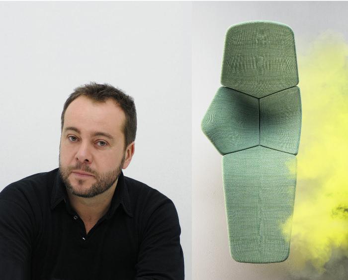 Interview : Patrick Norguet Designer pour Tacchini