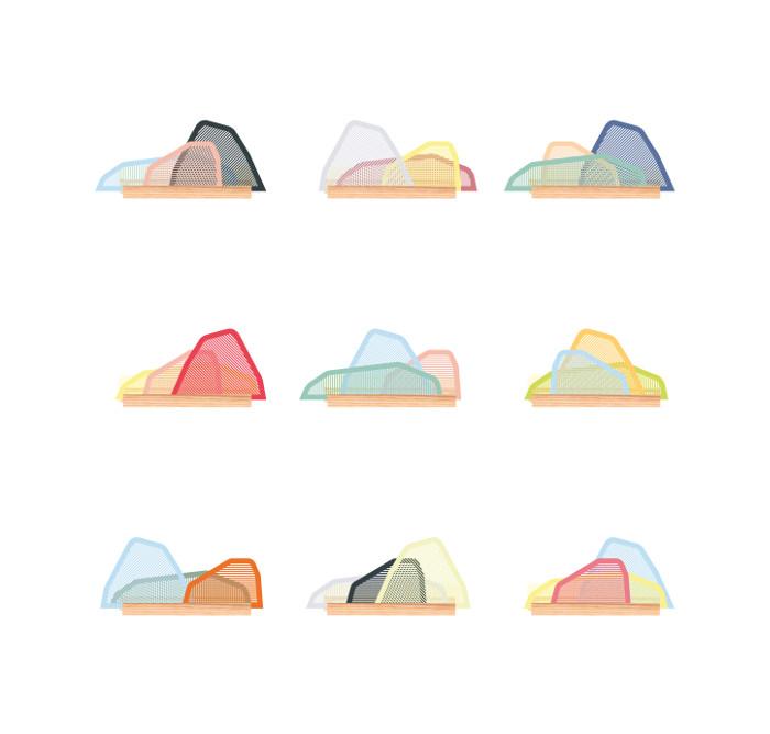 Lampe paysage par camille hesnard blog esprit design for Design paysage