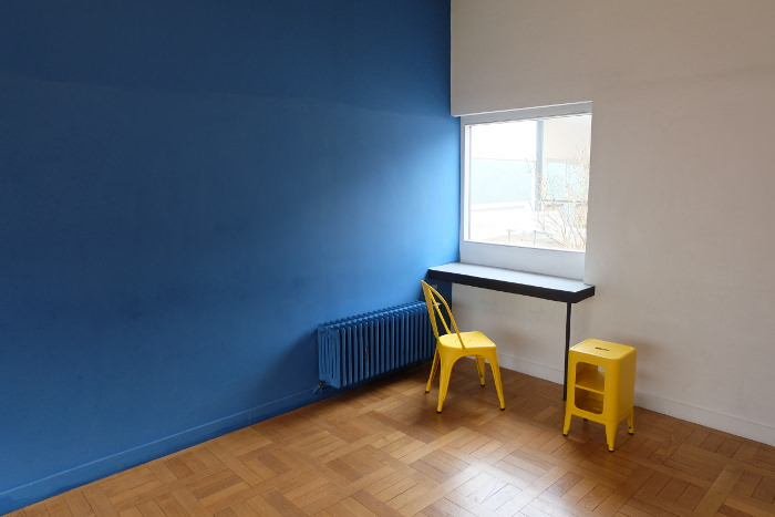 tolix et la villa savoye blog esprit design. Black Bedroom Furniture Sets. Home Design Ideas