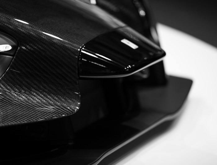 Glickenhaus - Design et Courbes Salon automobile Genève 2015