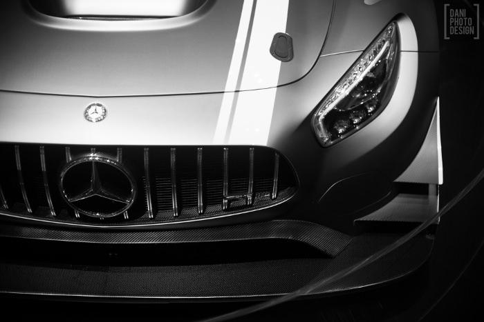 Mercedes - Design et Courbes Salon automobile Genève 2015