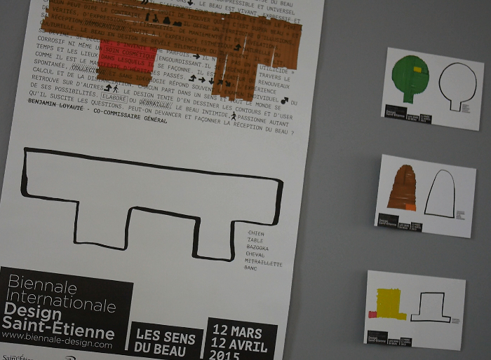 40 PASS Biennale Internationale Design Saint-Etienne 2015 à GAGNER
