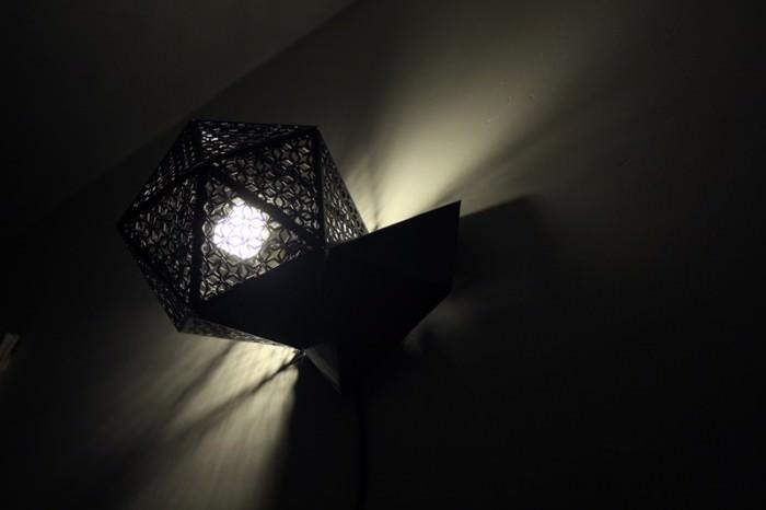 Alto - Collection luminaires Altitudes par le studio Maxwen