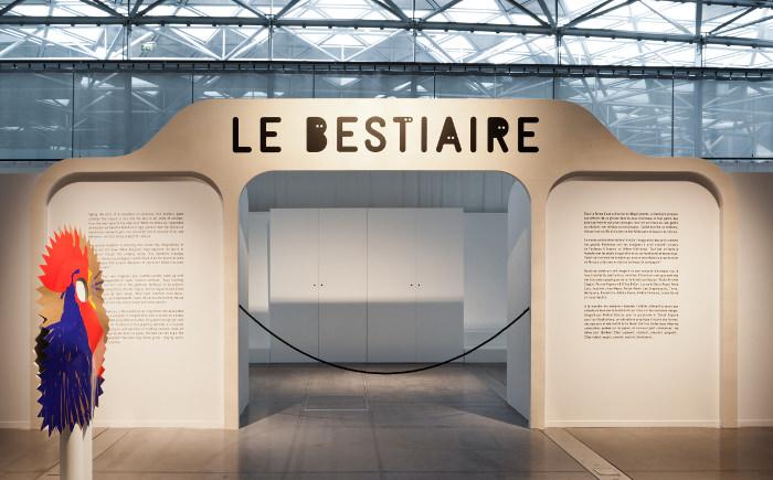 Atelier bestiaire biennale design 2015 par Ionna Vautrin