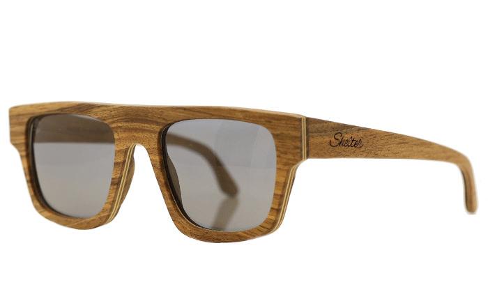 CONCOURS votre Paire de Lunettes en bois SHELTER à GAGNER