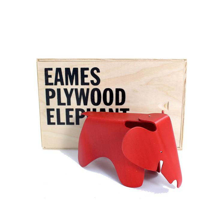 Histoire de Design : Elephant chair par Charles et Ray Eames 1945