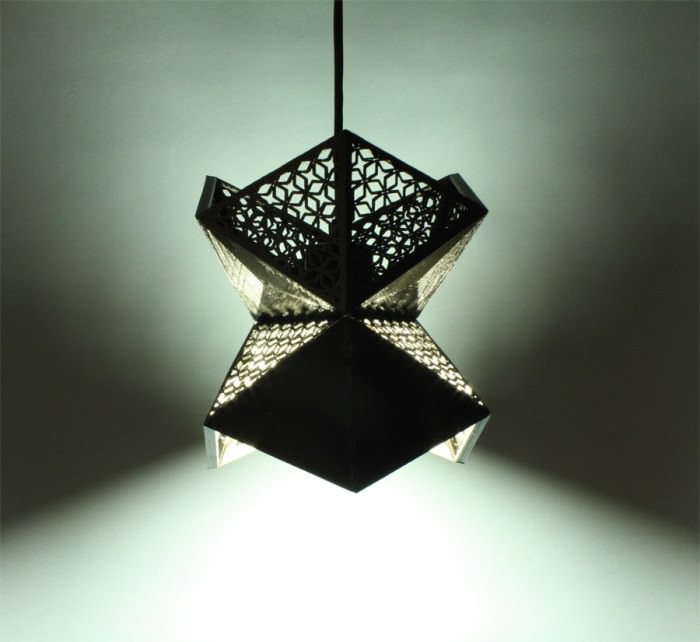 Cirro - Collection luminaires Altitudes par le studio Maxwen