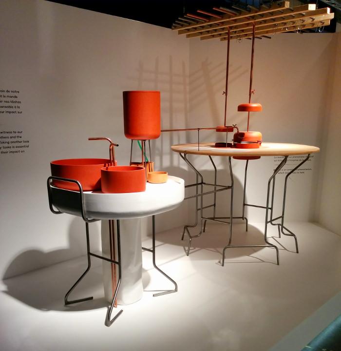 Daria ayvazova - la cuisine - Expo l'essence du beau - Sam Baron